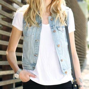NWT Madewell Jean Vest